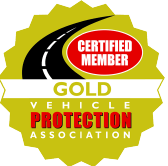 Certified Member - Gold vehicle protection