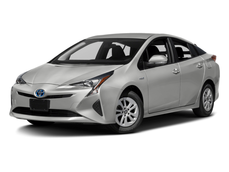 Silver Toyota Prius - Front View | Carsure