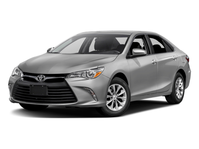 Silver Toyota Camry - Front View | Carsure