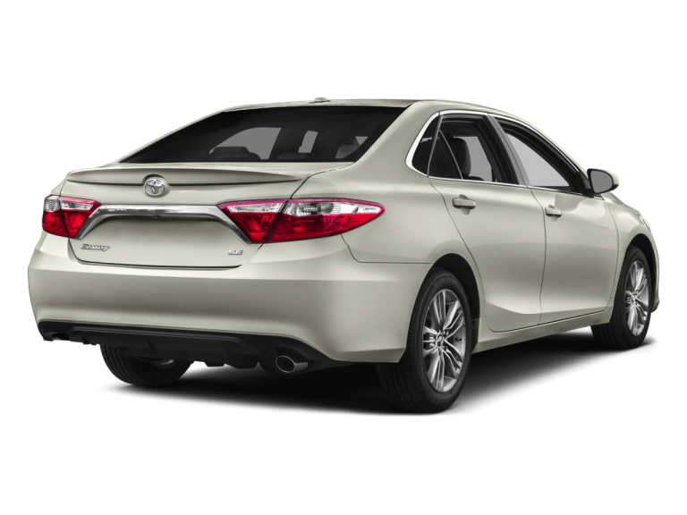 Gold Toyota Camry - Rear View | Carsure