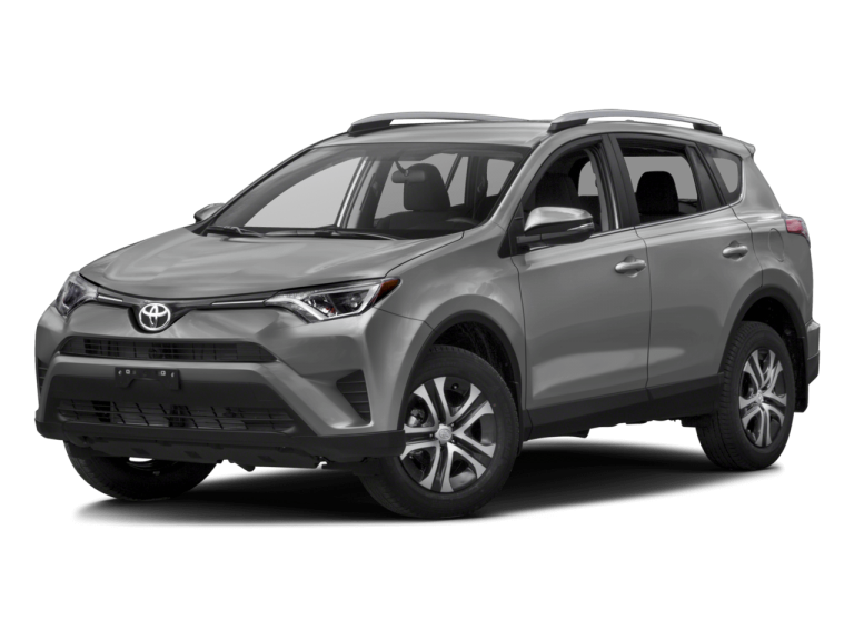 Gray Toyota Rav4 - Front View | Carsure