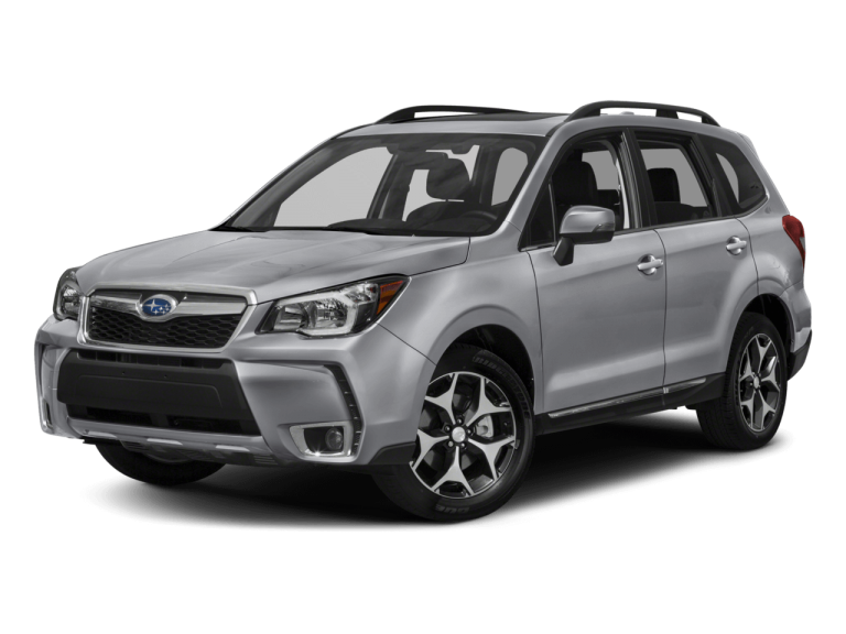 Silver Subaru Forester - Front View | Carsure