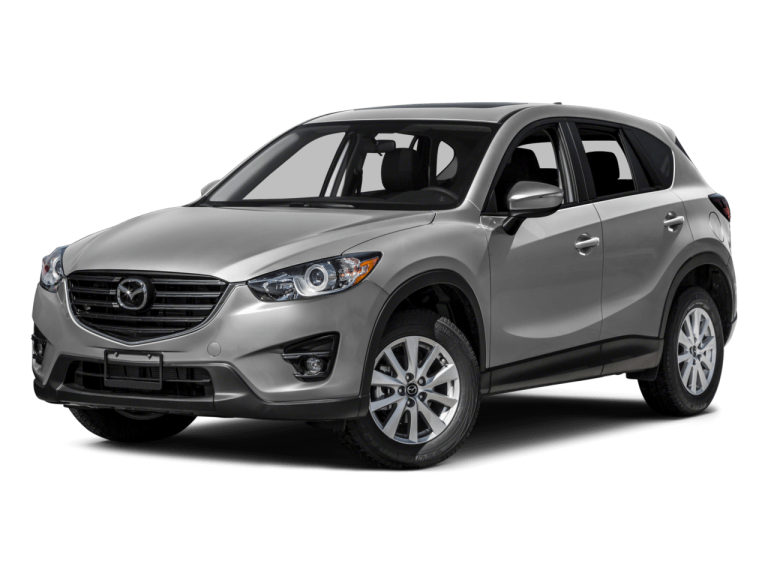 Silver Mazda CX5 - Front View | Carsure