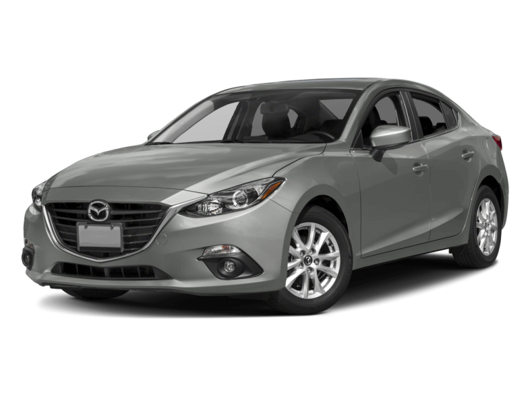 Gray Mazda 3 - Front View | Carsure