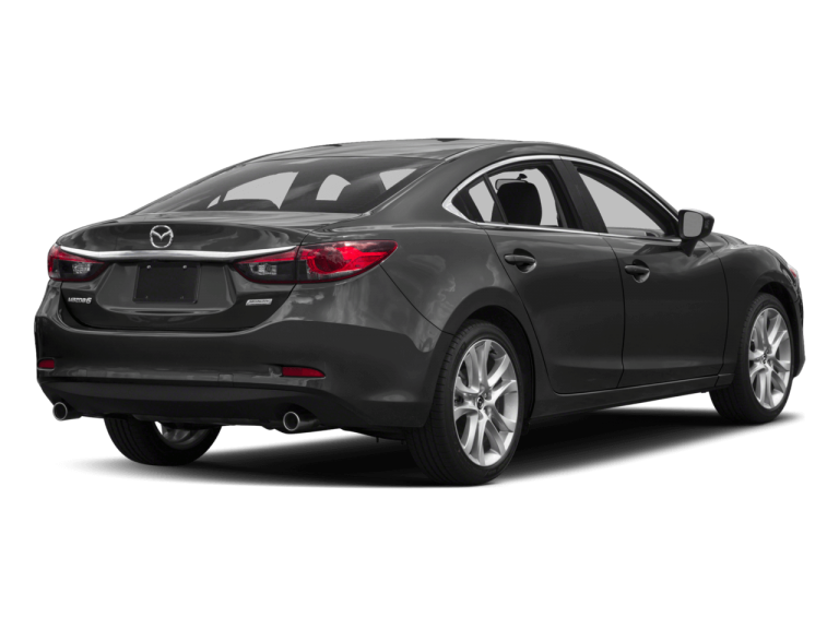 Gray Mazda 6 - Rear View | Carsure