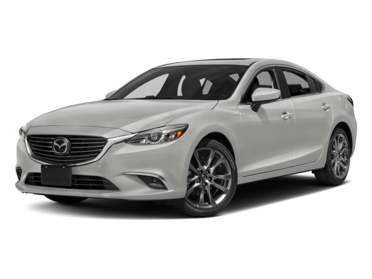 White Mazda 6 - Front View | Carsure