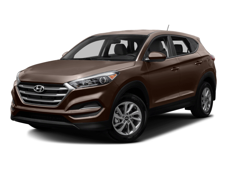 Brown Hyundai Tucson - Front View | Carsure