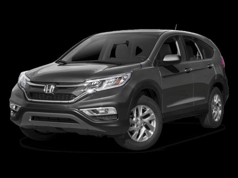 Gray Honda CRV - Front View | Carsure