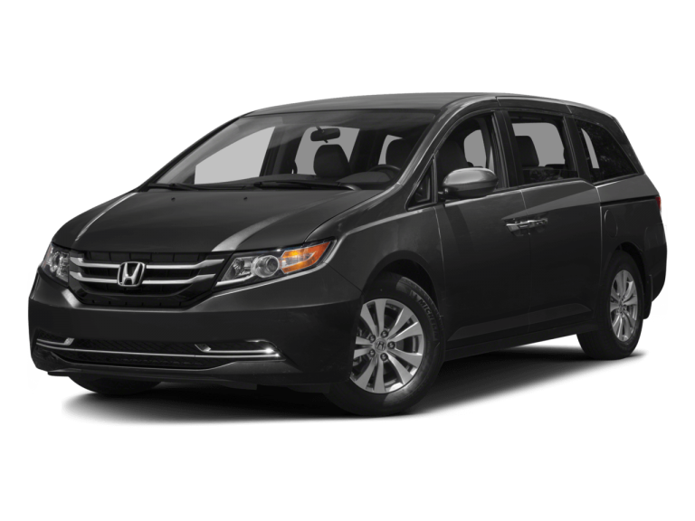 Gray Honda Odyssey - Front View | Carsure
