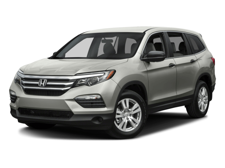 Gold Honda Pilot - Front View | Carsure