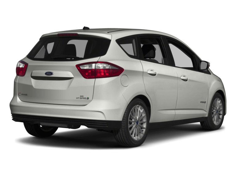 White Ford CMax - Rear View | Carsure