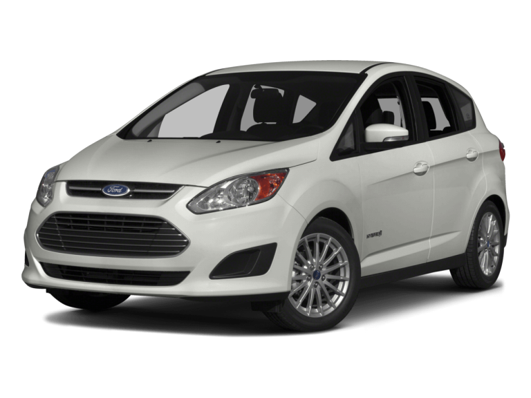 White Ford CMax - Front View | Carsure