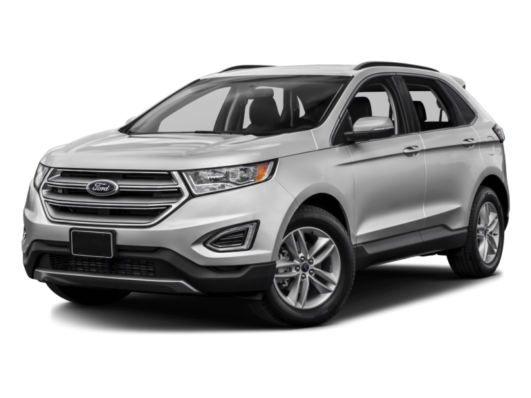 Silver Ford Edge - Front View | Carsure