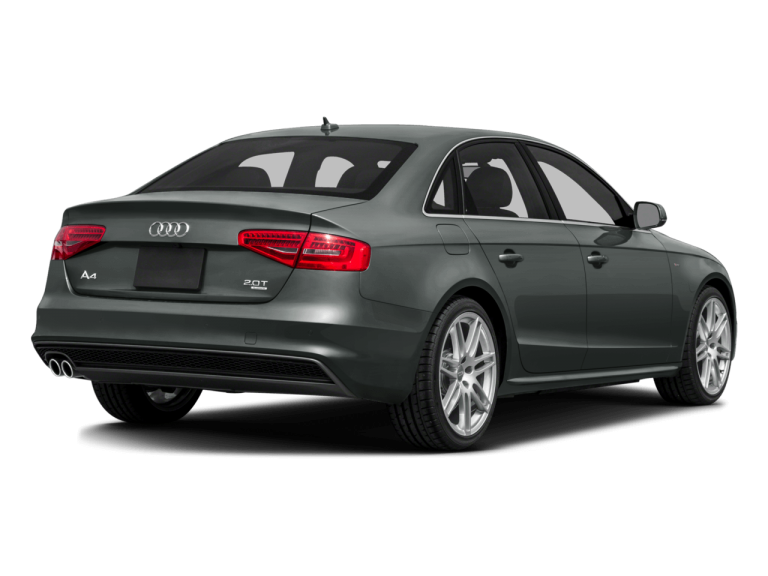Gray Audi A4 - Rear View | Carsure