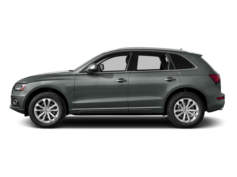 Gray Audi Q5 - Side View | Carsure
