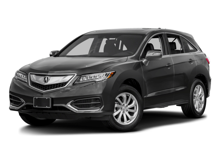 Gray Acura RDX - Front View | Carsure