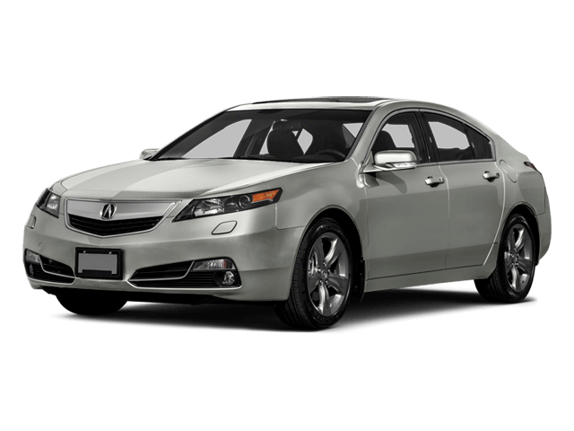 Gold Acura TL - Front View | Carsure