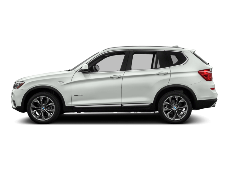 White BMW X3 - Side View | Carsure