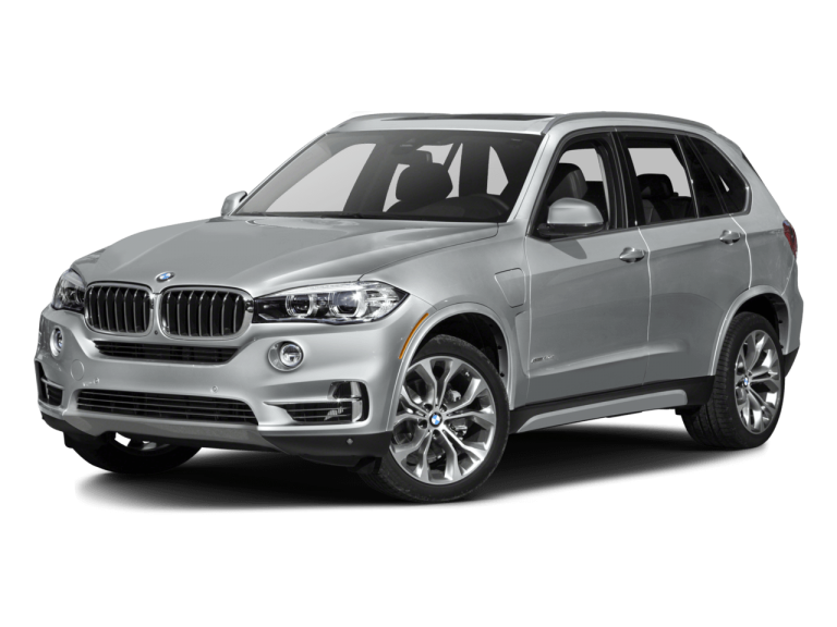 Silver BMW X5 - Front View | Carsure
