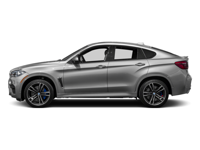 Silver BMW X6 - Side View | Carsure