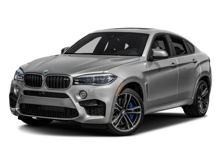 Silver BMW X6 - Front View | Carsure