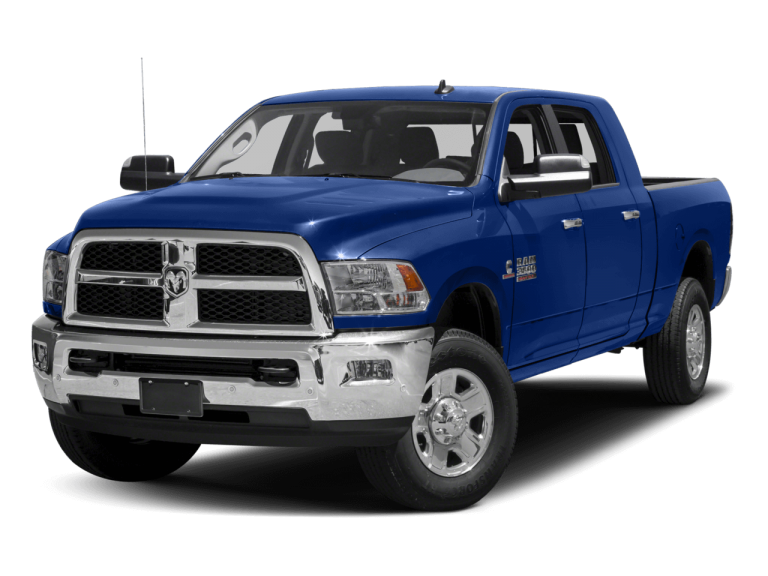 Blue RAM 3500 - Front View | Carsure