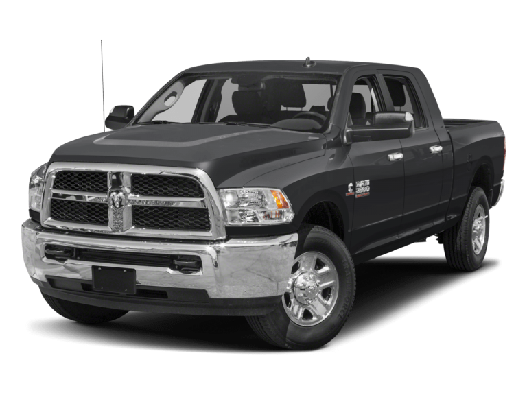 Black RAM 2500 - Front View | Carsure